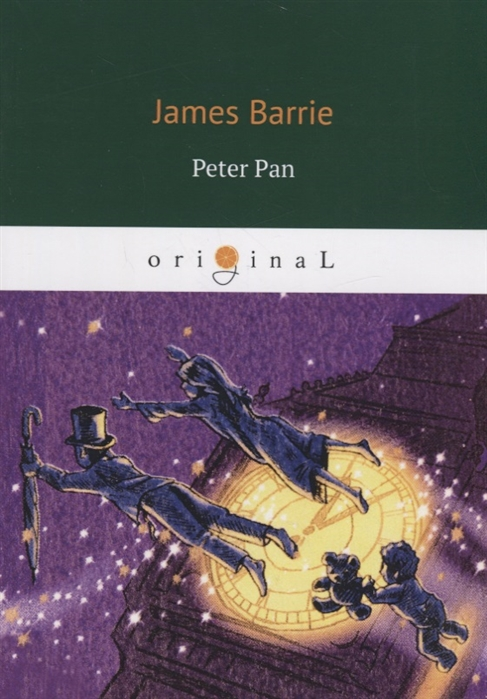 Barrie J. Peter Pan j m barrie inkwater classics peter pan
