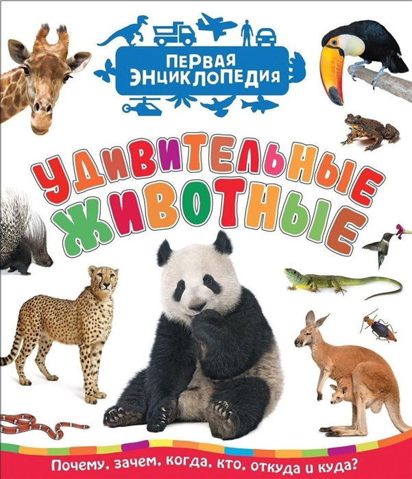 Клюшник Л. Удивительные животные