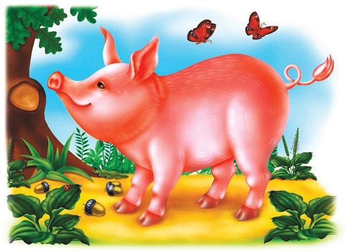 Картинки с изображением домашних животных