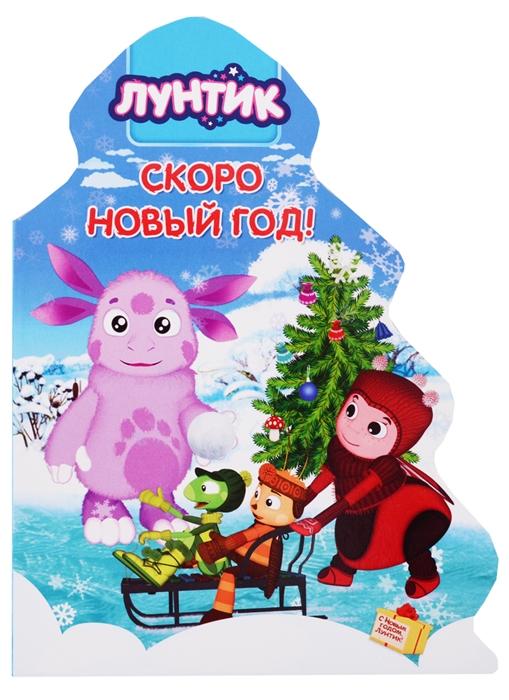 Купырина А. Лунтик Скоро Новый год битарова а ред скоро новый год
