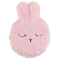 Грелка «Кролик с закрытыми глазками», 400 мл