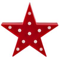 Светильник «Звезда», 26 x 27 см