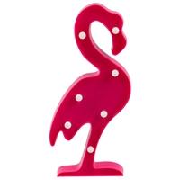 Светильник LED «Фламинго», 15 х 30 см