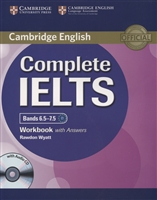 Complete IELTS. Bands 6.5-7.5. Workbook with Answers+CD C1