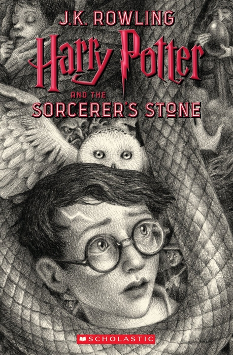 Фото - Rowling J. Harry Potter and the Sorcerer s Stone rowling joanne harry potter and the philosopher s stone gift edition