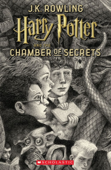 цена на Rowling J. Harry Potter and the Chamber of Secrets