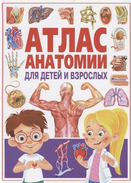 Феданова Ю., Скиба Т. (ред.) Атлас анатомии для детей и взрослых