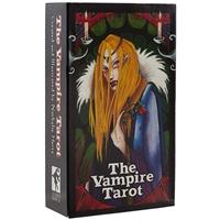 Vampire Tarot (78 карт + инструкция)