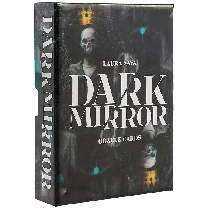Сава Л., Минетти Р. Dark Mirror Oracle Cards Оракул Темное зеркало карты инструкция