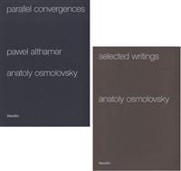 Selected writings. Parallel convergences. Комплект из 2 книг