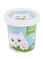 Набор для выращивания Базилик (У меня же лапки (белый кот))