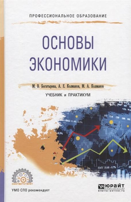 Богатырева М., Колмаков А., Колмаков М. Основы экономики Учебник и практикум