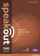 Speakout. Advanced Student's Book. 2nd Edition (+DVD)