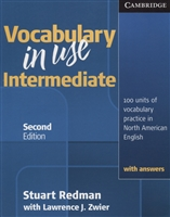 Vocabulary in Use. Intermediate. With answers. Second Edition