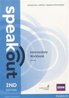 Speak Out 2nd Intermediate Workbook+key