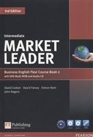 Market Leader. Intermediate. Business English Flexi Course Book 2. 3rd Edition (B1) (+CD, +DVD)