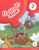 Fly High 2. Pupil`s Book. Учебник (на английском языке) (+CD)