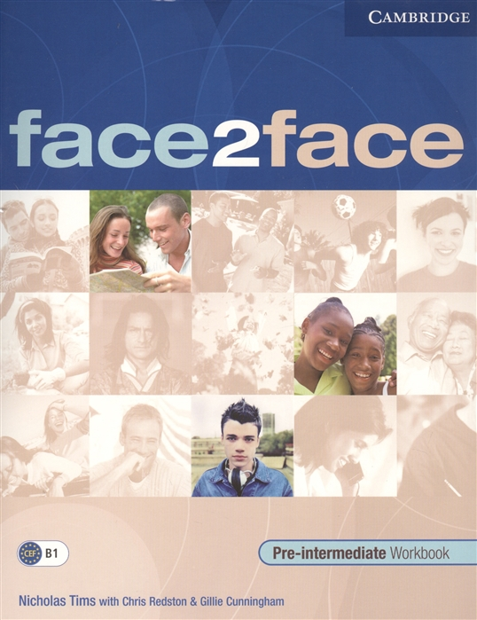 Tims N. Face2Face Pre-lntermediate Workbook B1 face2face elementary workbook without key
