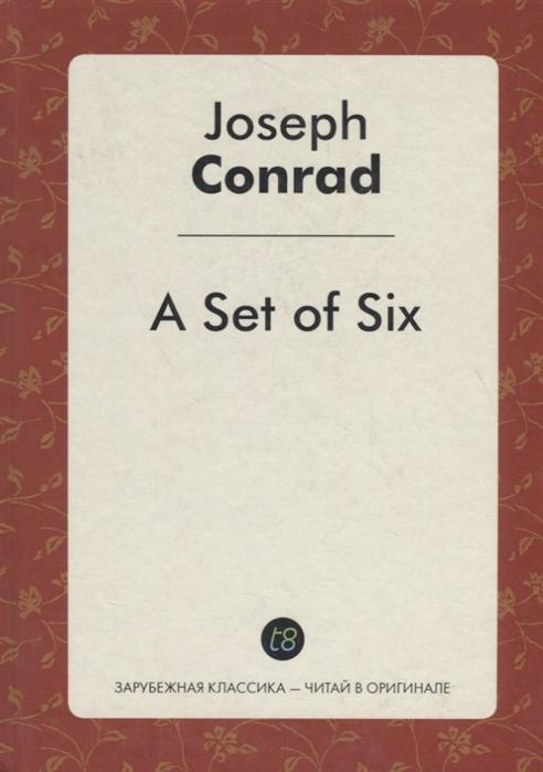Conrad J. A Set of Six conrad j heart of darkness