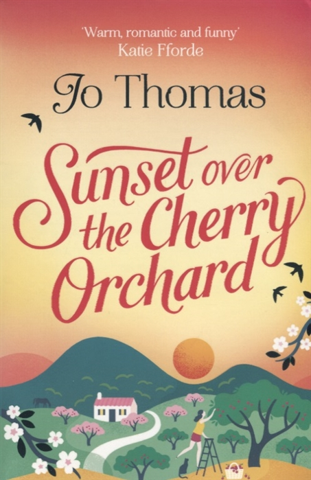 Thomas J. Sunset over the Cherry Orchard j thomas ford the patsy returns
