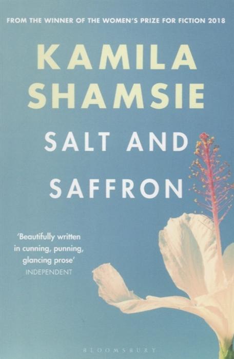 Shamsie K. Salt and Saffron shamsie k a god in every stone