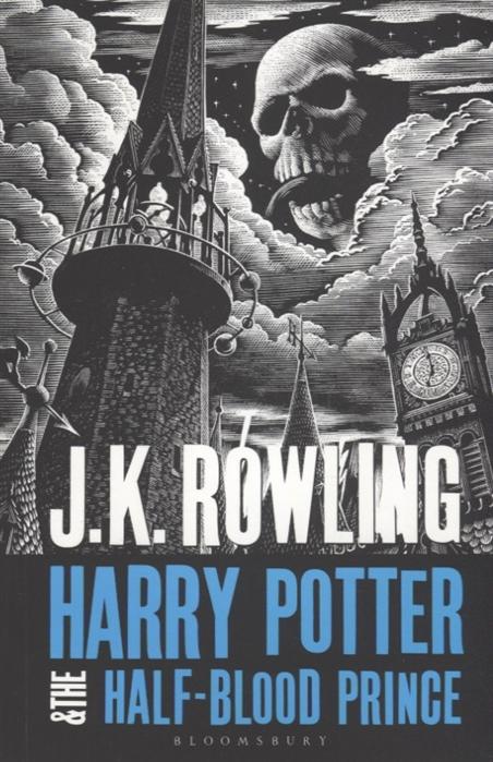 лучшая цена Rowling J. Harry Potter and the Half-Blood Prince