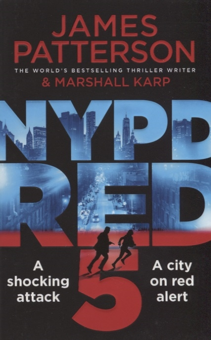 Patterson J. NYPD Red 5 цена