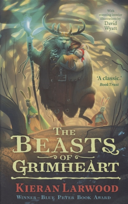 Larwood K. The Beasts of Grimheart beasts