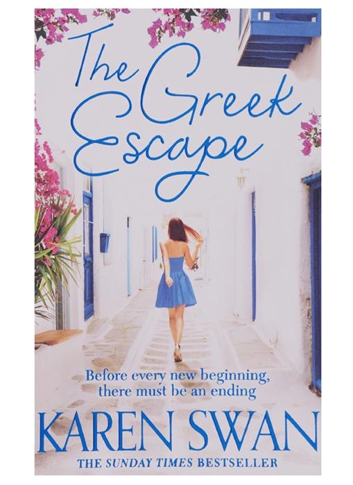 Swan K. The Greek Escape недорого
