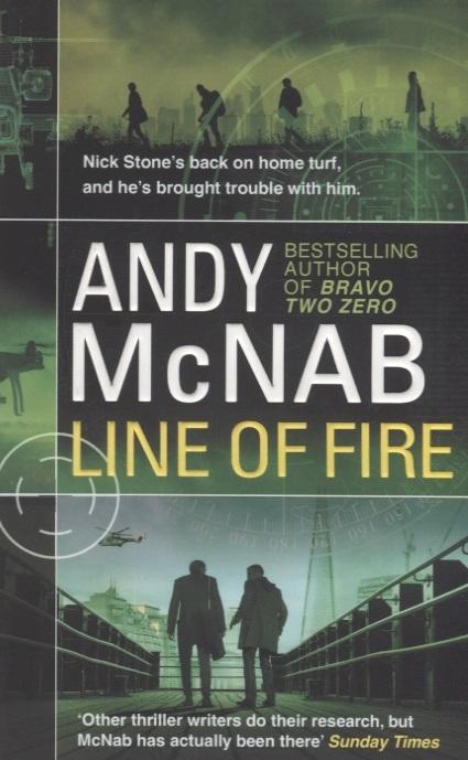 McNab A. Line of Fire chris mcnab schusswaffen