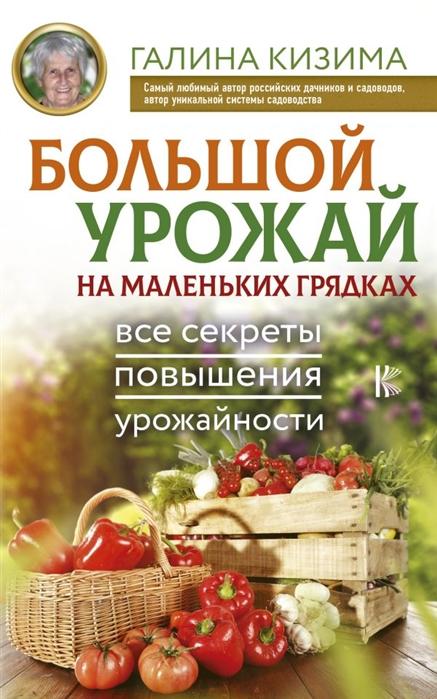 Кизима Г. Большой урожай на маленьких грядках Все секреты повышения урожайности я лаутенбах очерки из истории литовско латышского народного творчества