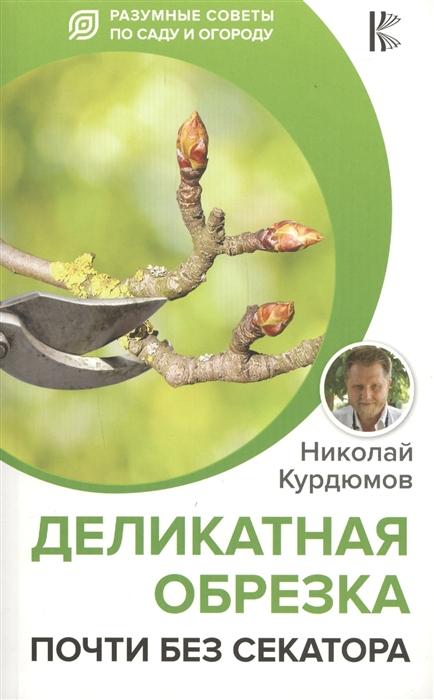 Курдюмов Н. Деликатная обрезка Почти без секатора цены