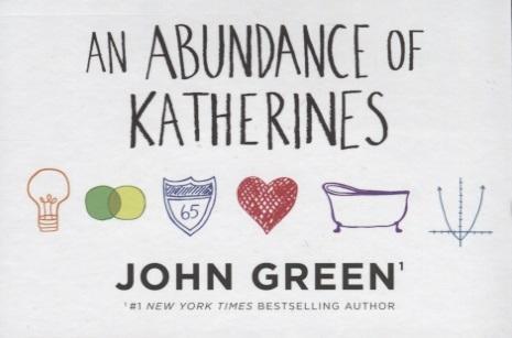 Green J. Abundance of Katherines недорого
