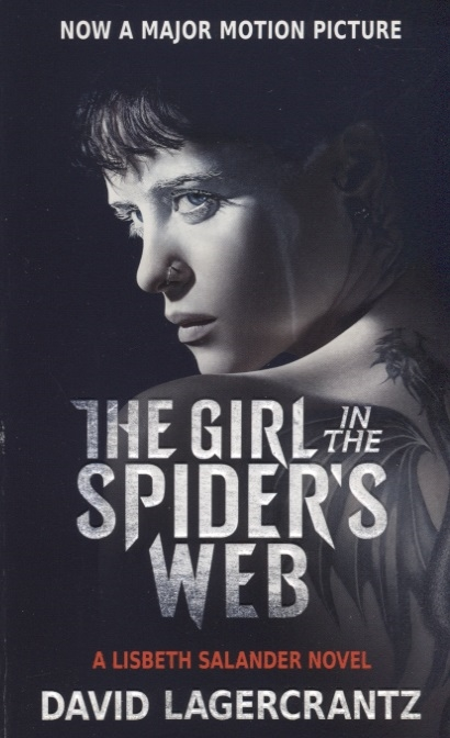 Lagercrantz D. Girl in the spider s web