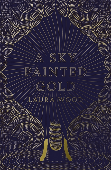 Wood L. A Sky Painted Gold цена