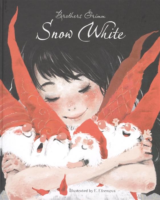 Братья Гримм Snow White Белоснежка На английском языке