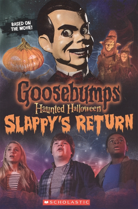 Howard K. Haunted Halloween Slappy s Return