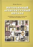 Интерьерный архитектурный металл. Оконные и дверные приборы первой половины XIX века