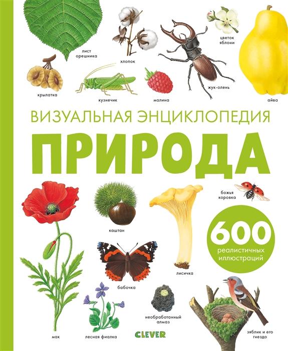 Гравье-Бадреддин Д. Природа Визуальная энциклопедия цены
