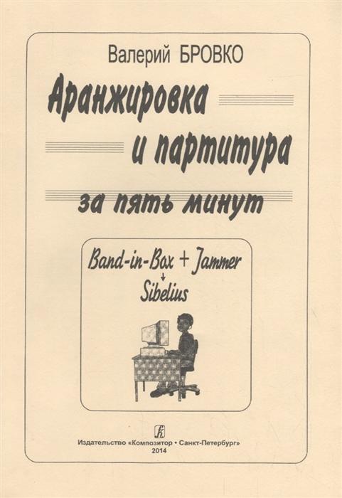 Аранжировка и партитура за пять минут Band-in-Bax Jammer Sibelius