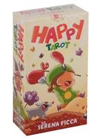 Happy Tarot / Таро счастья (78 карт с инструкцией)