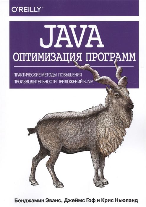 Фото - Эванс Б., Гоф Дж., Ньюланд К. Java оптимизация программ Практические методы повышения производительности приложений в JVM сьерра к бейтс б изучаем java
