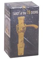 """Таро """"78 Дверей"""" (78 карт + инструкция на русском языке)"""
