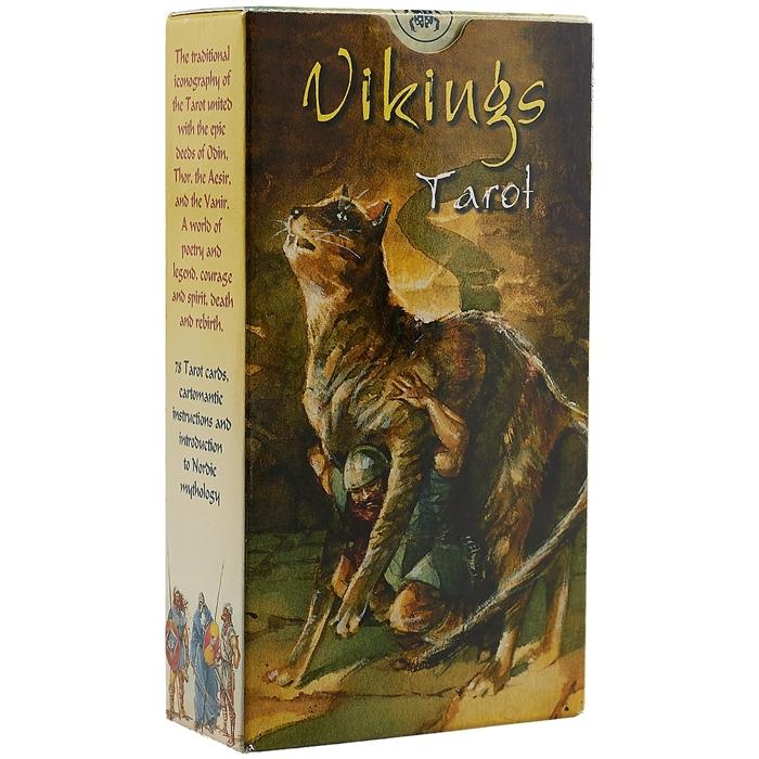 Vikings Tarot Таро Викингов 78 карт инструкция на русском языке видеорегистратор user manual инструкция на русском