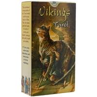 Vikings Tarot = Таро Викингов (78 карт + инструкция на русском языке)