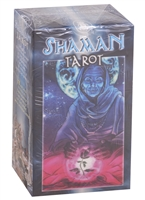 Shaman Tarot = Таро Шаманов (78 карт + инструкция на русском языке)