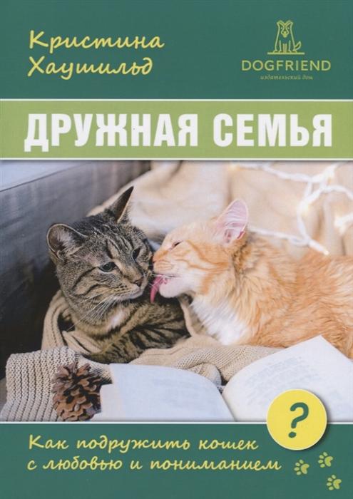 Дружная семья Как подружить кошек с любовью и пониманием