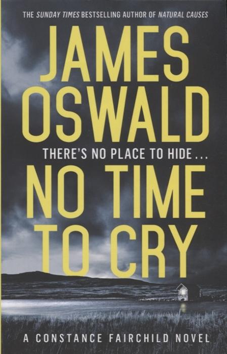 Oswald J. No Time to Cry цена