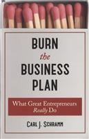 Burn The Business Plan. What Great Entrepreneurs Really Do