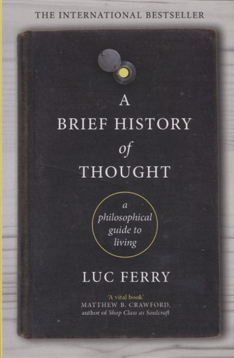 Ferry L. A Brief History of Thought a primer of brief psychotherapy